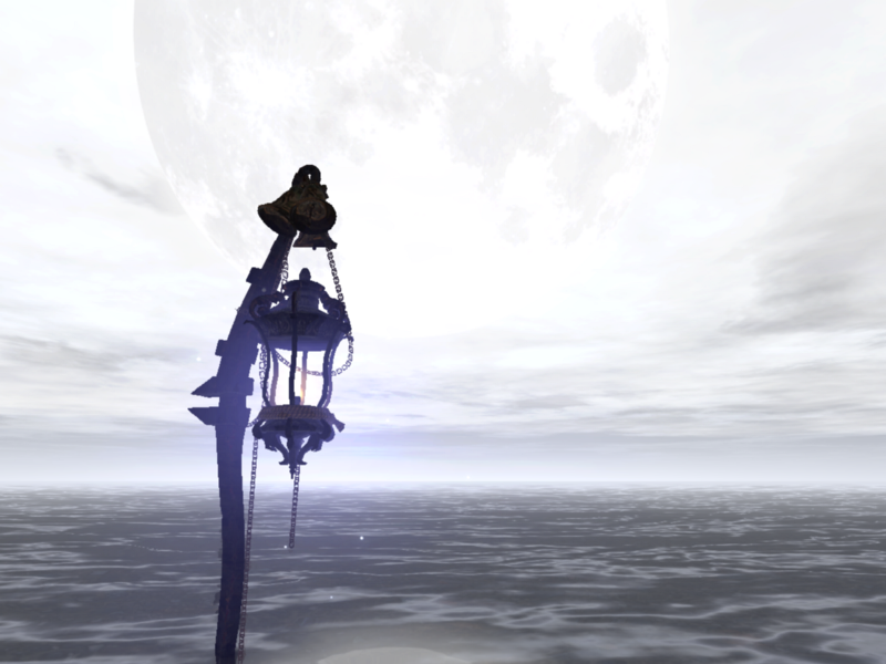Bloodborne представляет множество пространственно-временных аномалий, невозможных для фиксации на карте.