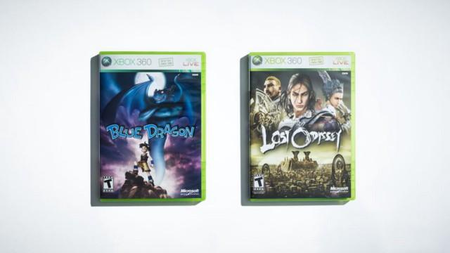 Blue Dragon и Lost Odyssey от Mistwalker заполнили пустующую нишу в линейке Xbox 360 и приобрели преданных поклонников, но эти игры не оказались достаточно успешными, чтобы стать новыми франшизами, как Final Fantasy.   Фотограф: Джонатан Кастильо.