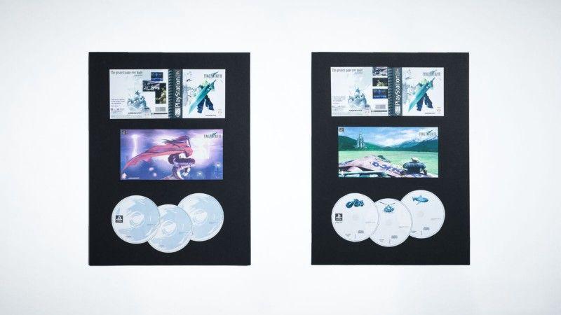 До американского релиза Final Fantasy 7 Sony и Square долго подбирали оформление обложки. Вице-президент отдела маркетинга Square U.S. Дзюн Ивасаки часто ездил в Токио для утверждения решений Хиронобу Сакагучи. Фотограф: Джонатан Кастильо; материалы предоставлены Дэвидом Бамбергером.