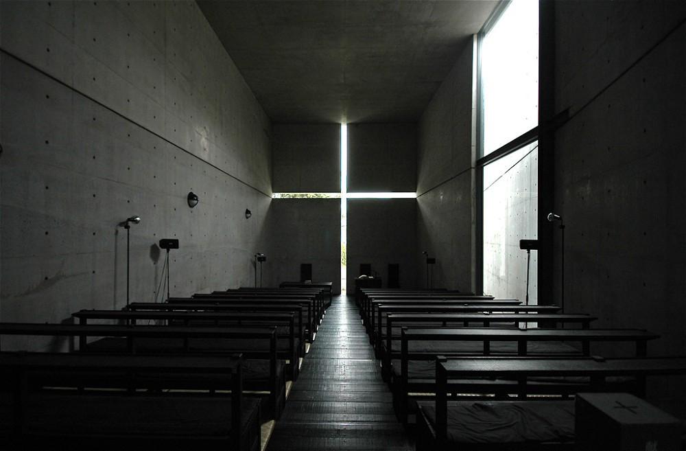 «Церковь Света» Тадао Андо