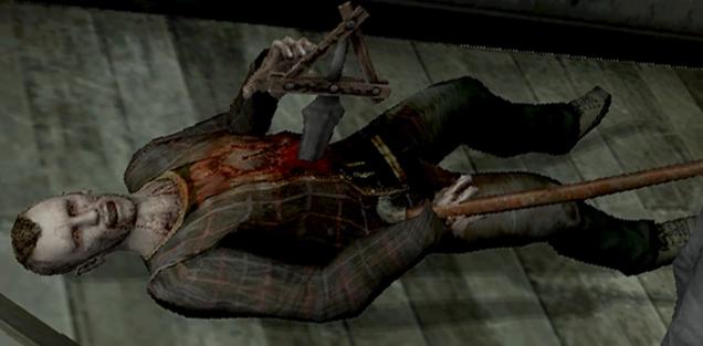 Мечей повиновения в Silent Hill 4 было меньше, чем призраков — игрок не мог избежать опасности, даже найдя их все