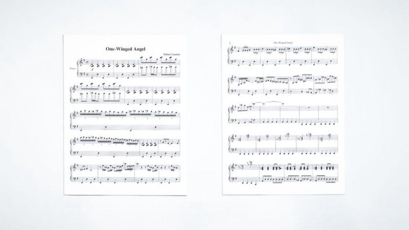 Бывший композитор Square Нобуо Уэмацу до сих пор играет композиции из Final Fantasy на концертах в 2017 году, в том числе любимую фанатами One-Winged Angel. | Фотограф: Джонатан Кастильо; материалы предоставлены: «Ноты Ичиго».