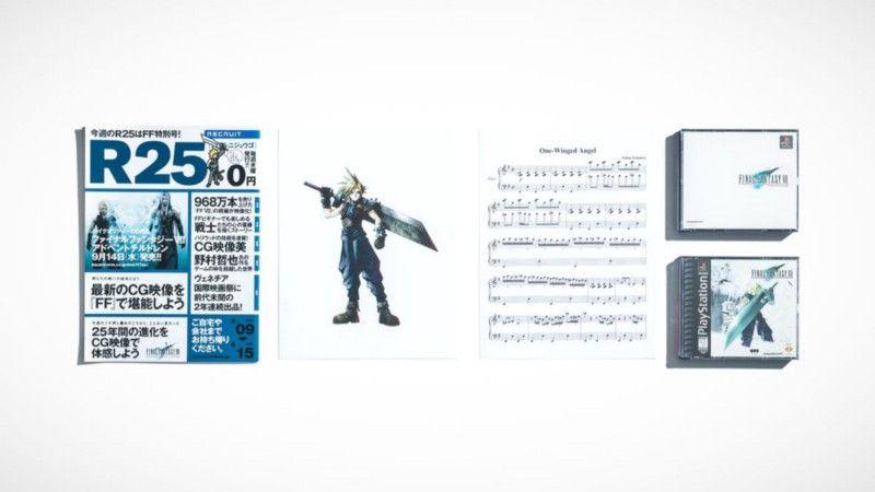 На Final Fantasy 7 для PlayStation Square не жалела ресурсов-нанимая программистов через журналы (хотя и не напрямую через приведенный выше образец, который был получен годами позже) и развивая свои подходы к арт-дирекшену, музыке и другим аспектам. | Фотограф: Джонатан Кастильо.