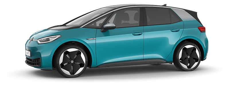 Volkswagen ID.3 58kWh 1st Max