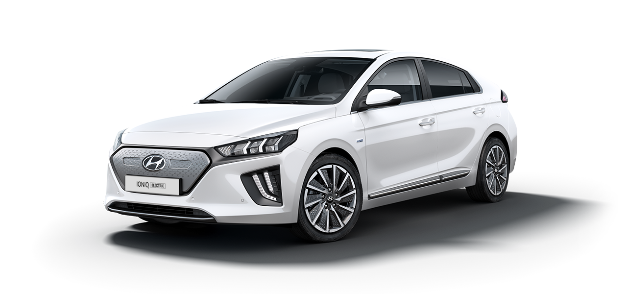 Hyundai Ioniq Electric Premium Design