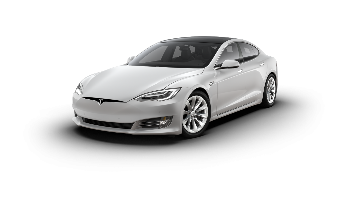 Tesla Model S 100D Performance