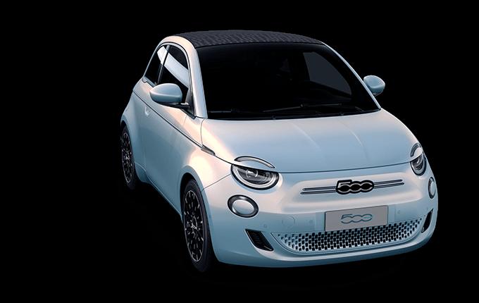 Fiat 500eC Passion