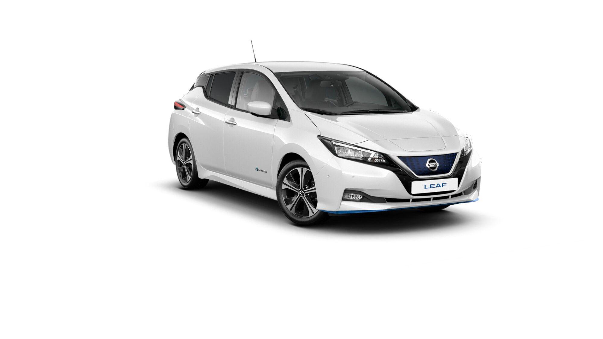 Nissan Leaf e+ 62kWh N-Connecta