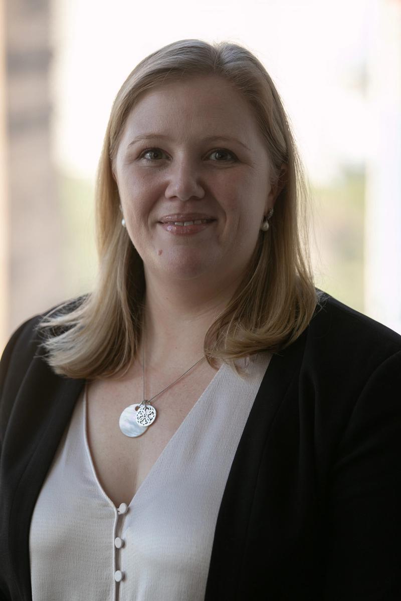 Photograph of Lyndelle Barnett