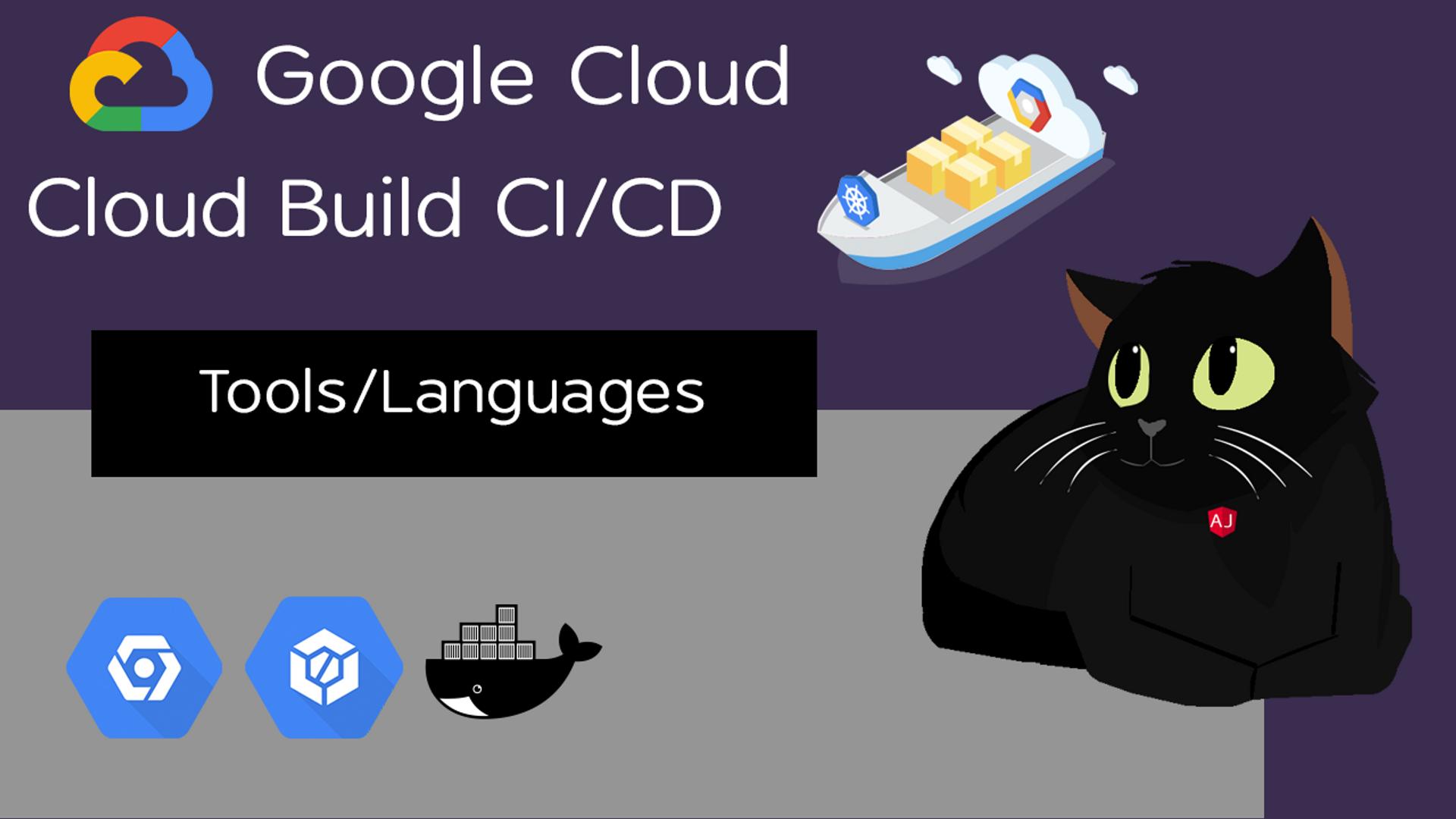 Google Cloud Repositories CI/CD