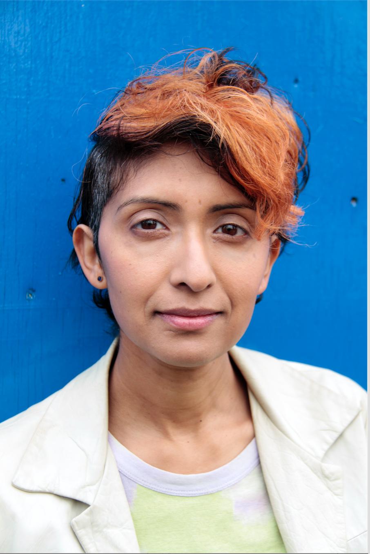 Portrait of Michelle Williams Gamaker