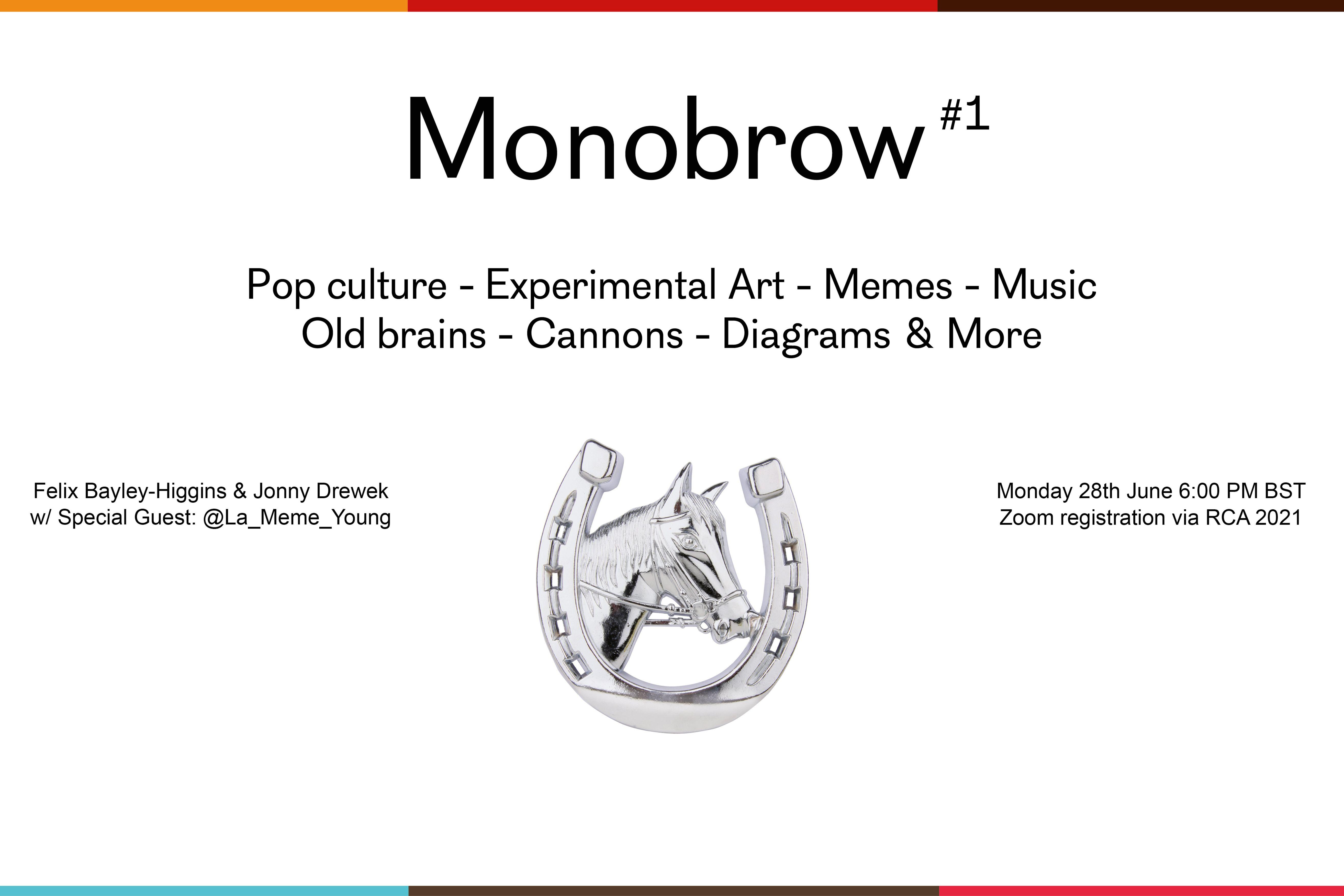 Monobrow cover image