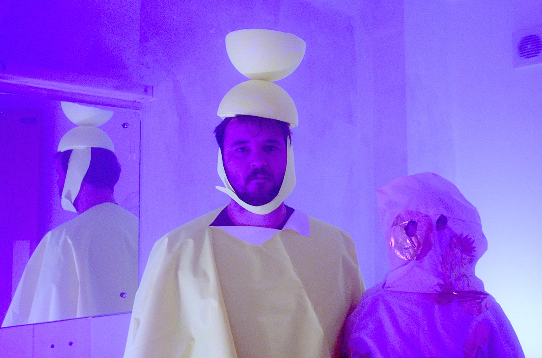 Still from Chloe Langlois' video