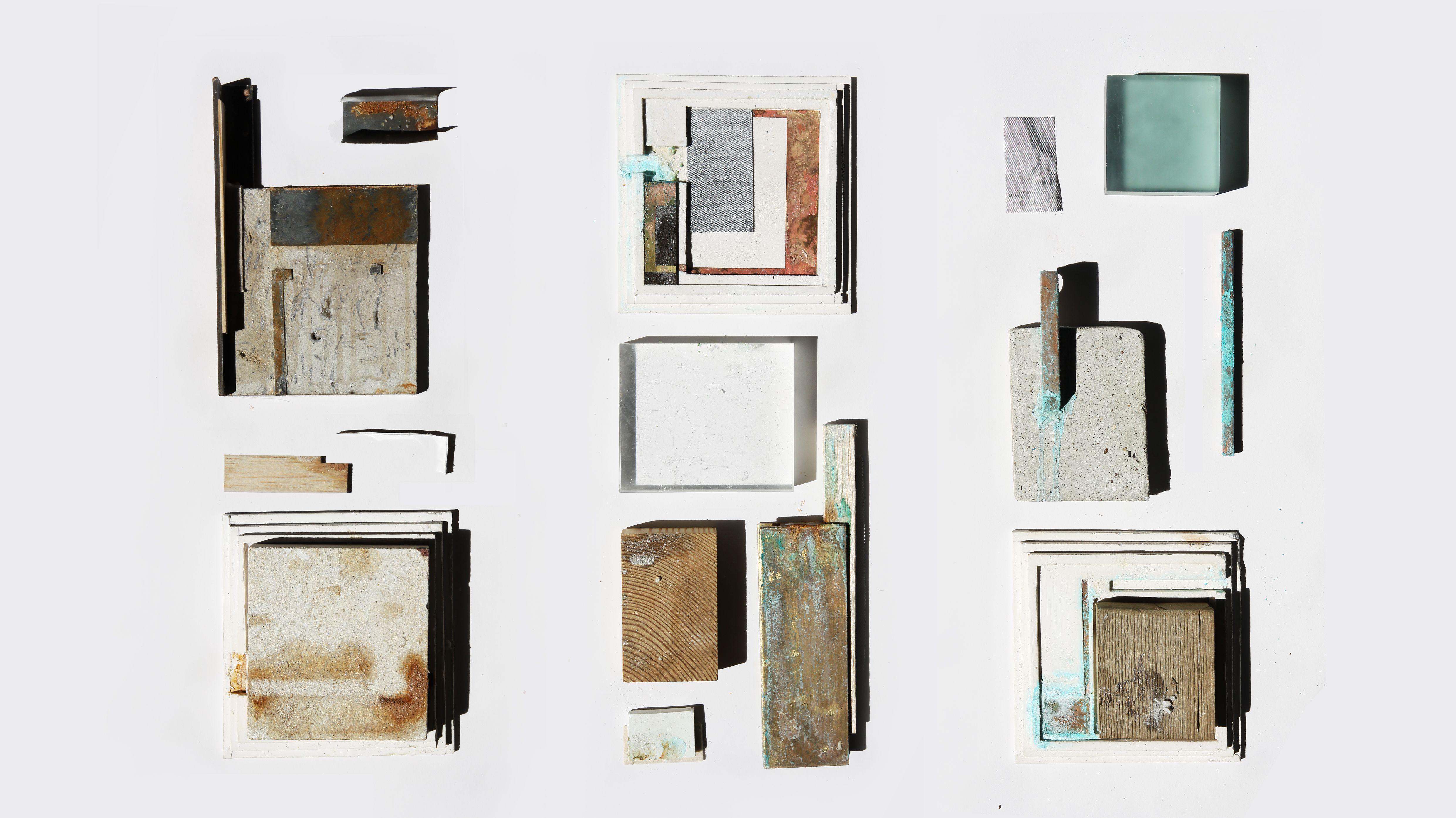 Ephemeral materials - Material ageing study, Weronika Walasz