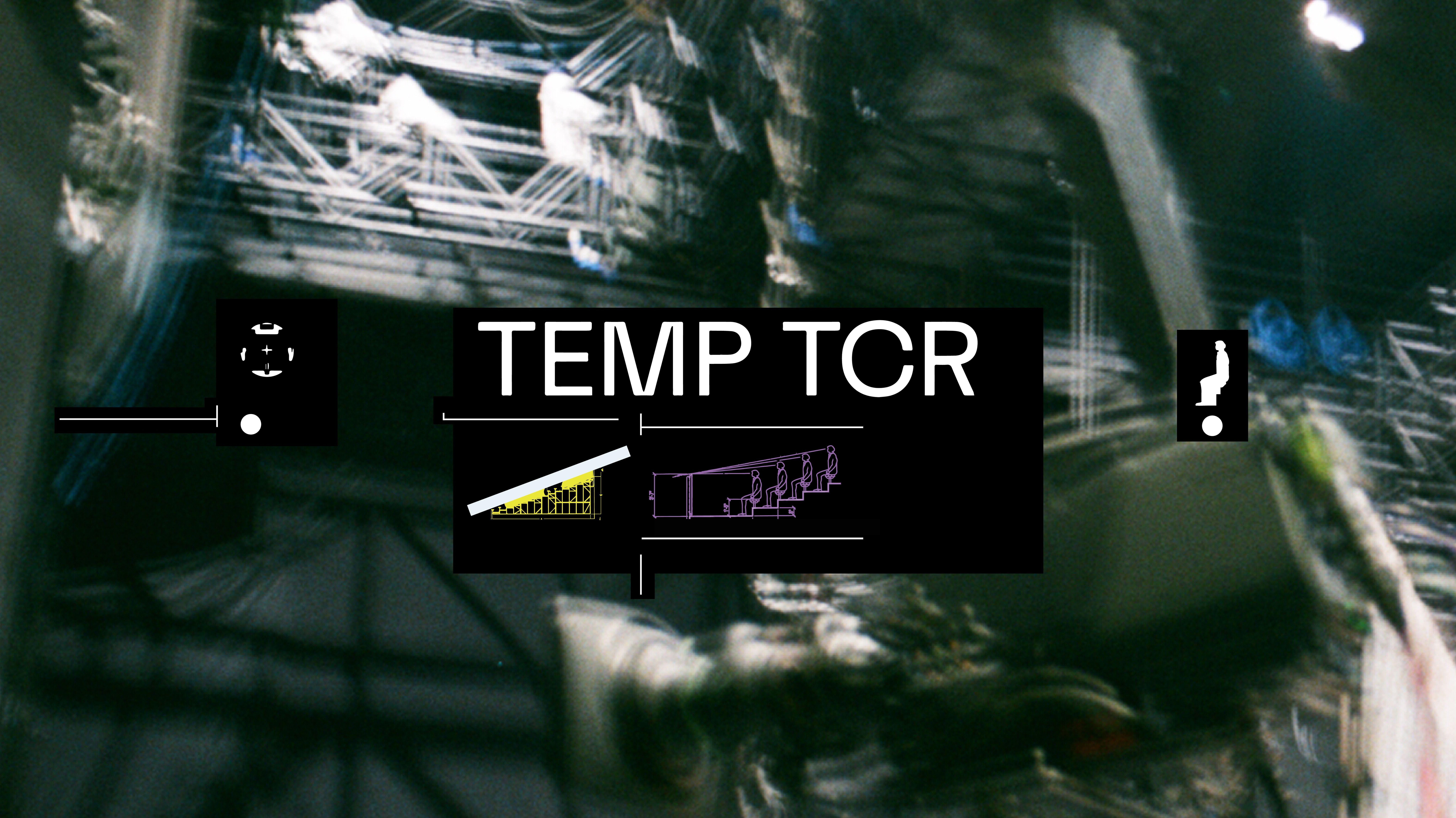 TEMP TCR Logo, Felix Bayley-Higgins
