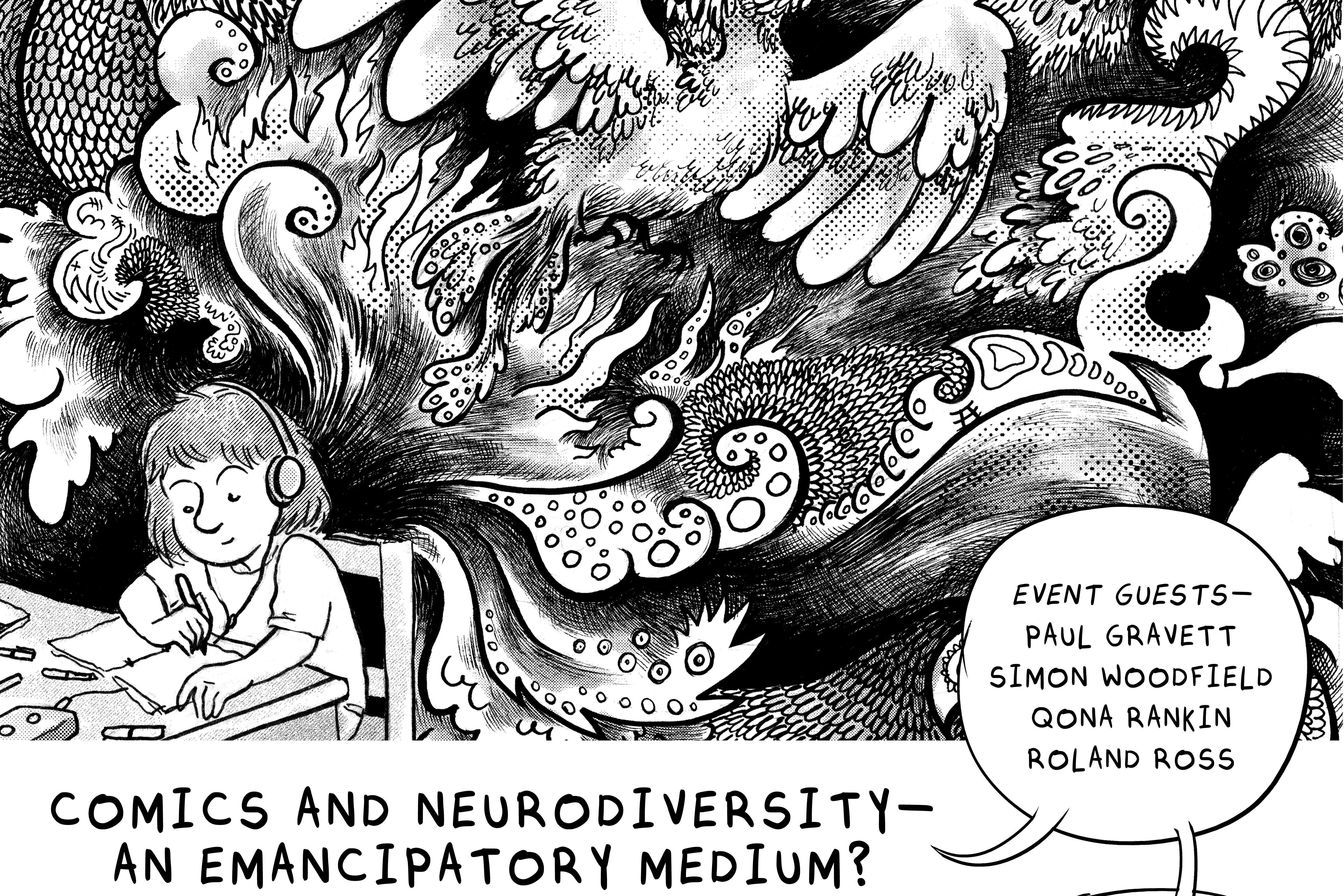 Comics and Neurodiversity: The Emancipatory Medium-image