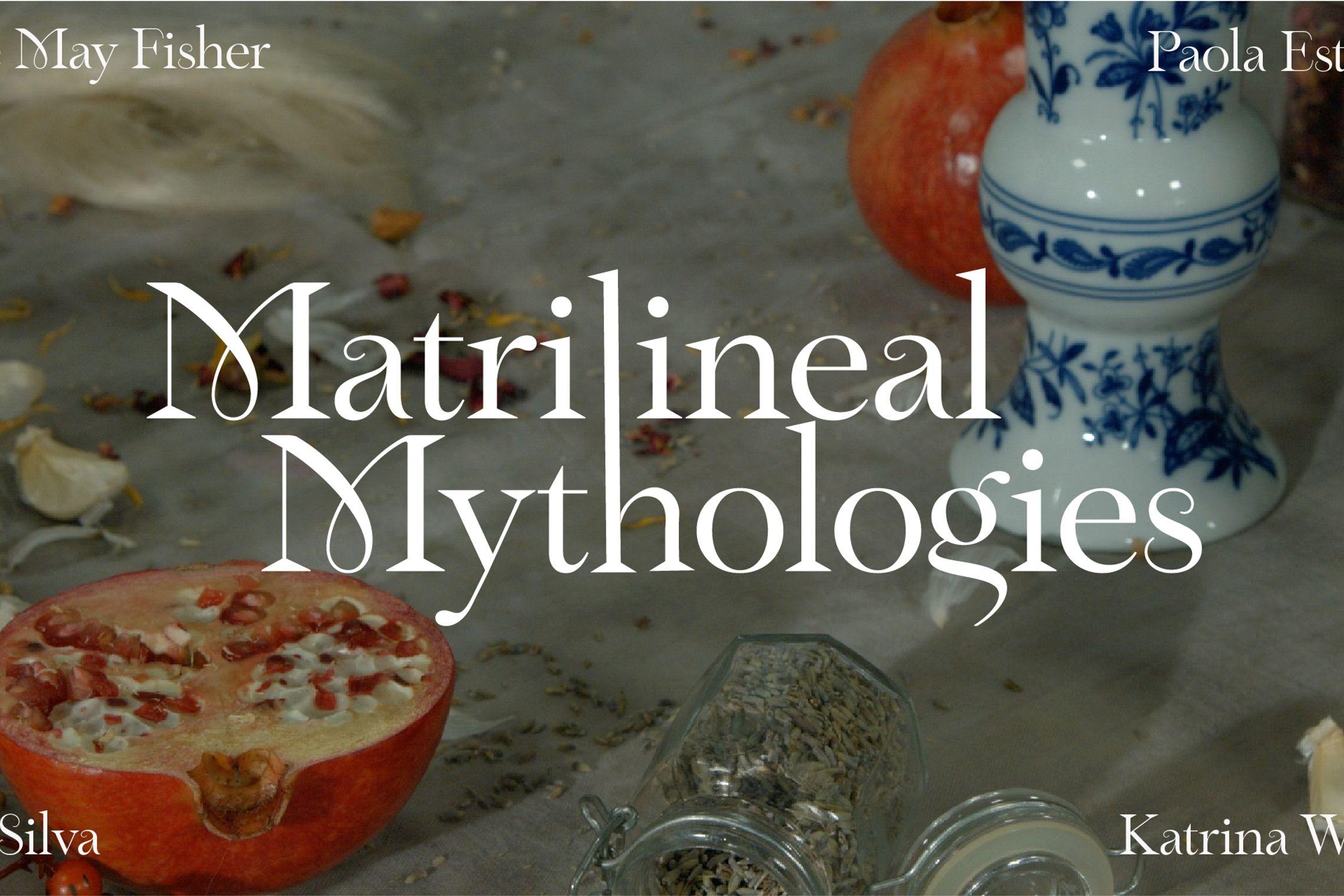 Matrilineal Mythologies-image