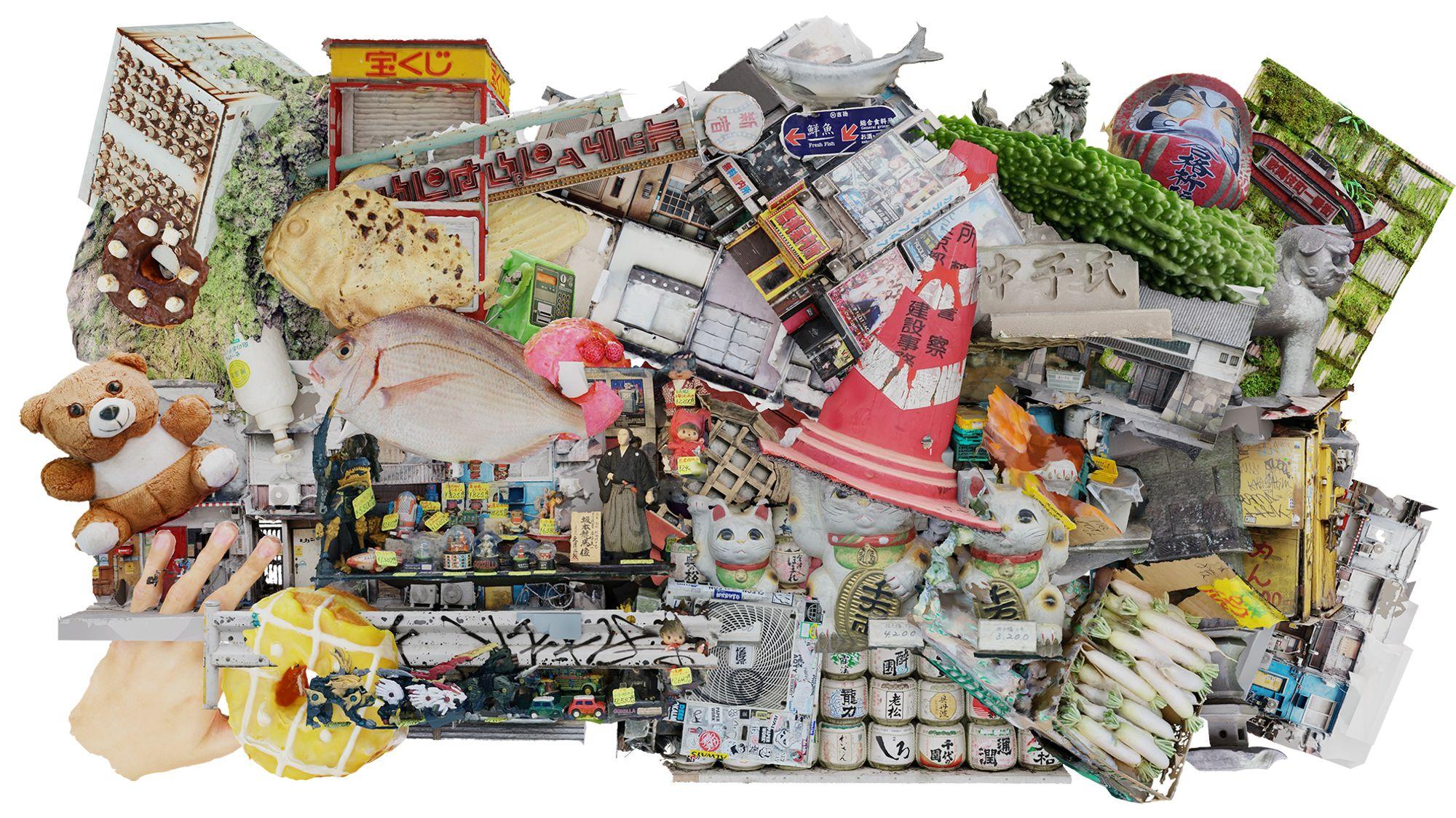 Reinventing Texture Workshop: Interior Design platforms Reuse and Urbanism
