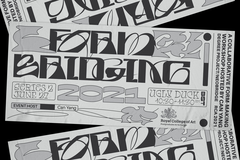 Form-Bridging Cover