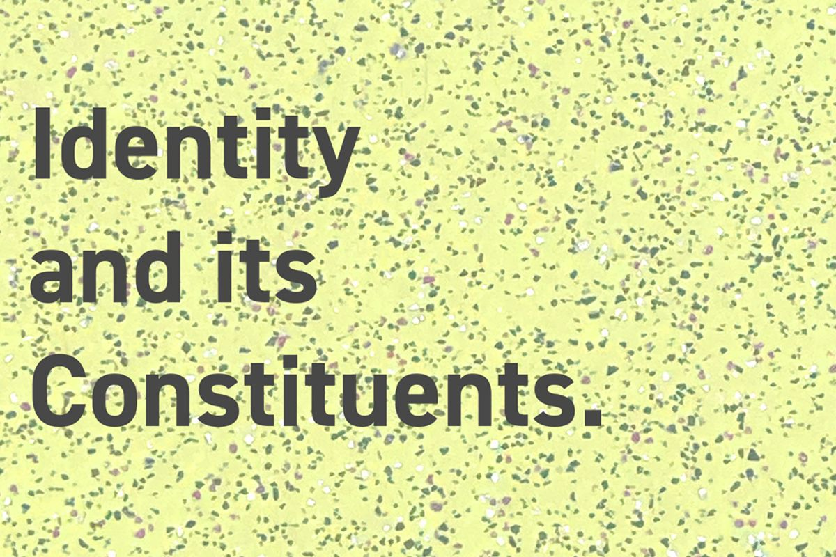 Identity and its Constituents -image