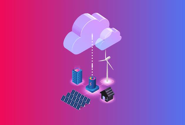 Energy Cloud Graphic