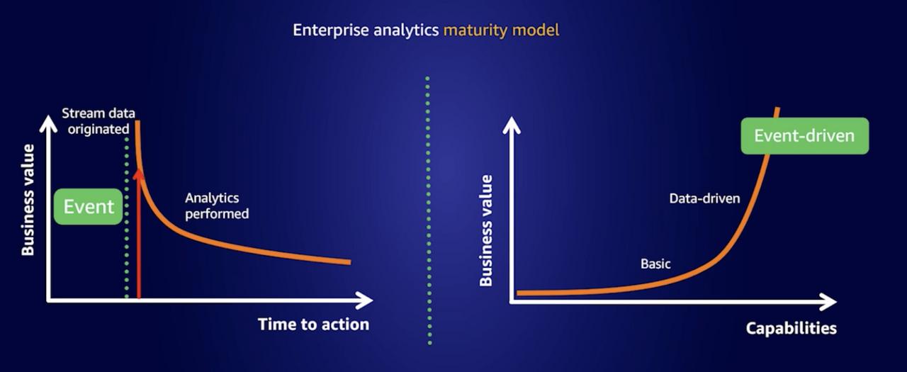 Enterprise analytics maturity model