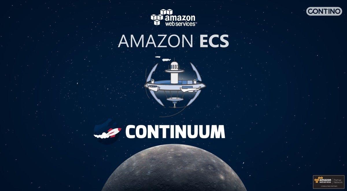 Integrating AWS's EC2 Container Service into Continuum