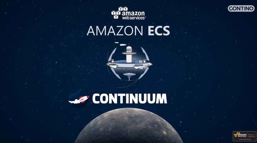 Integrating AWS's EC2 Container Service into Continuum