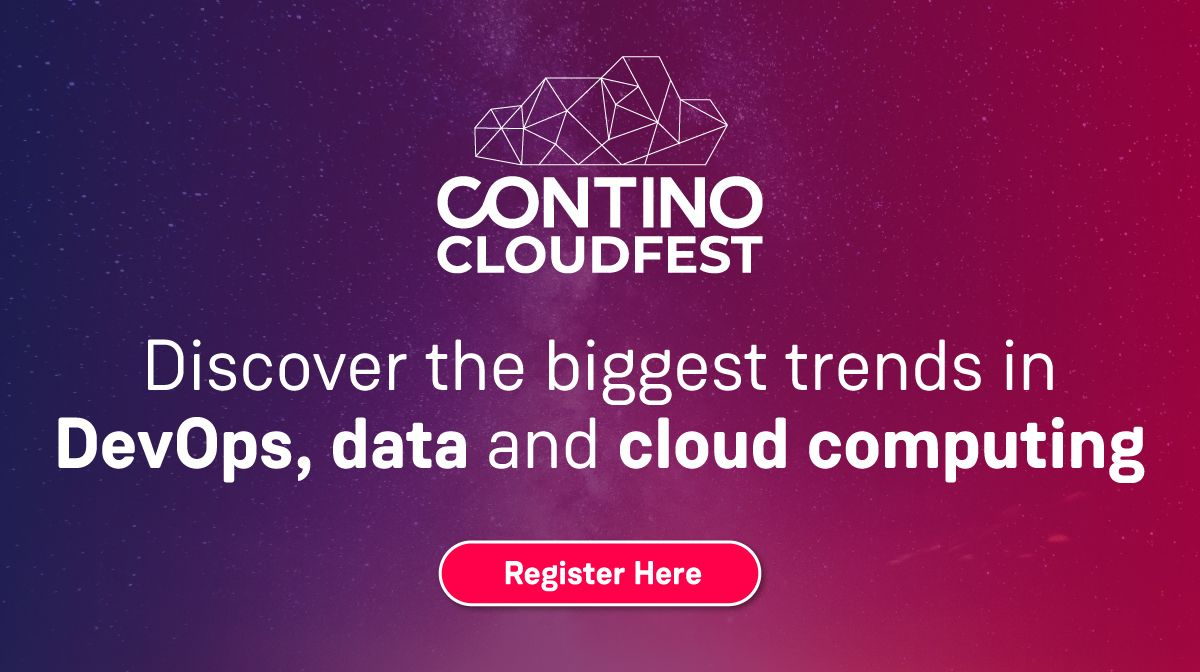 CloudFest poster