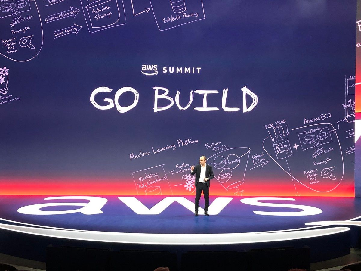 5 Things that I Loved About AWS Summit Sydney 2018