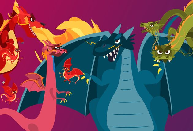 [Infographic] Cloud Migration in the Enterprise: Here Be Dragons!
