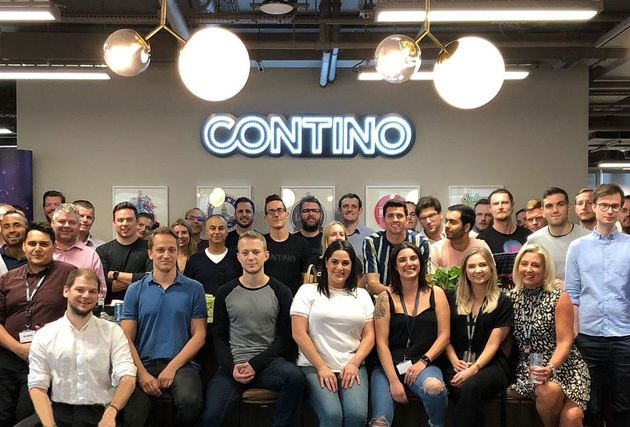Contino Named One of LinkedIn's Top UK Startups for the Second Year in a Row!