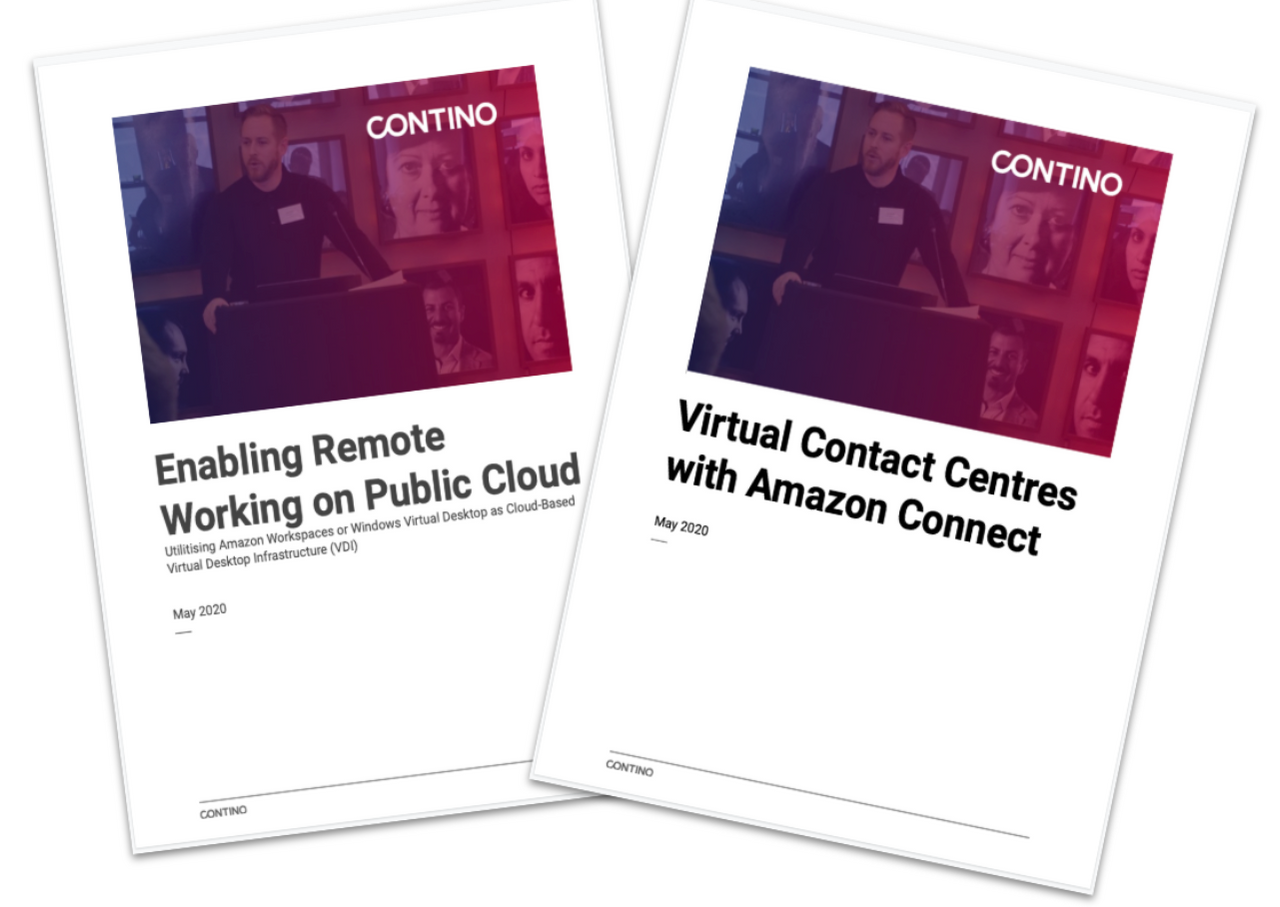 G Cloud Offerings Contino