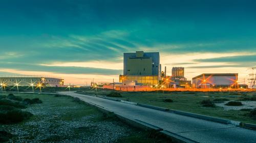 EDF Plant