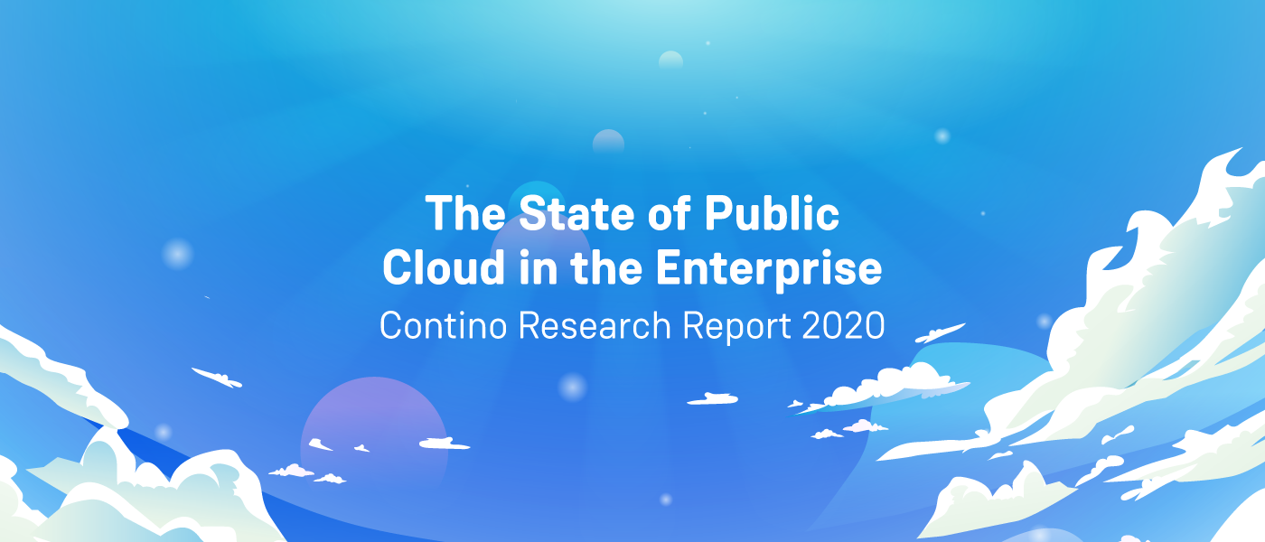 The State of the Public Cloud in the Enterprise