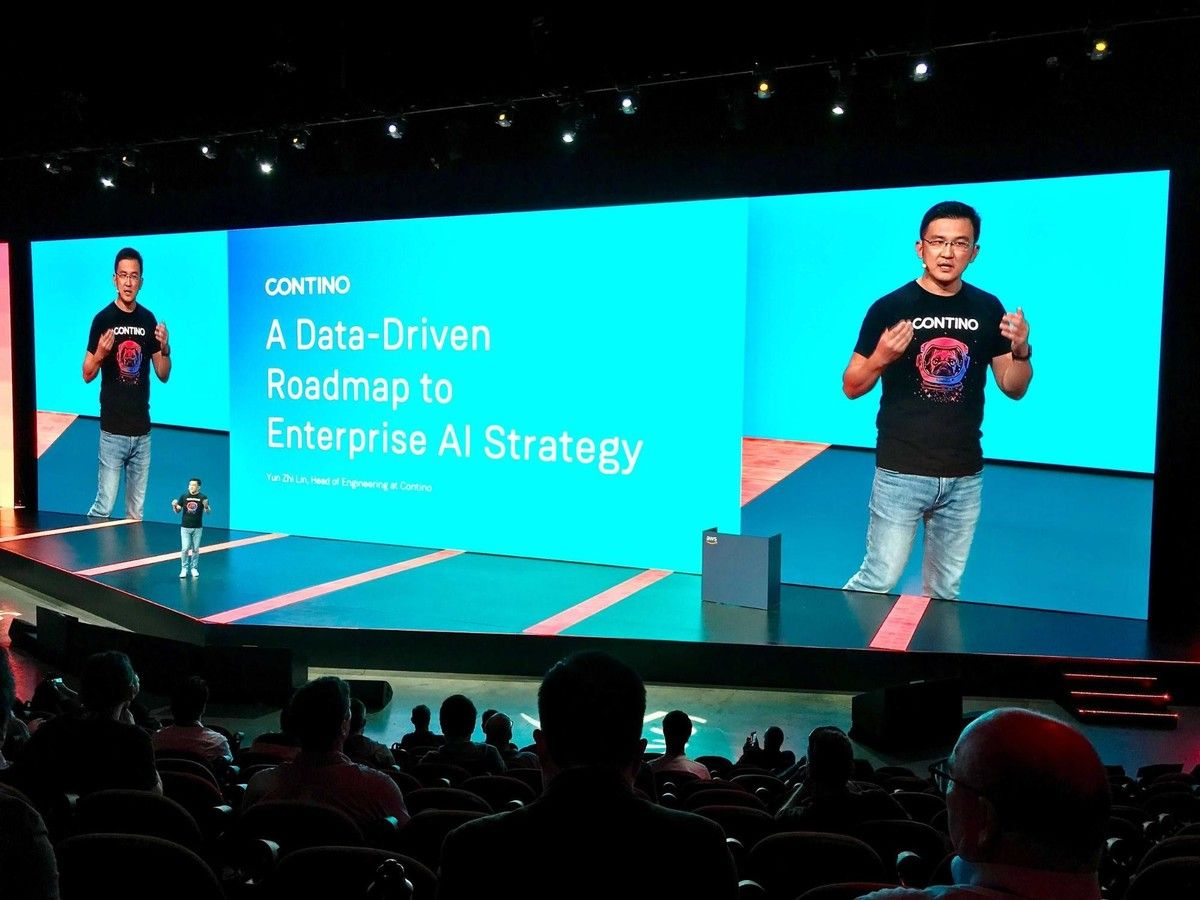 Six Steps To Your Enterprise AI Strategy