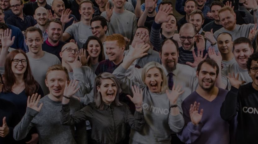 Contino Named One of the Top 25 Startups in the UK by LinkedIn!