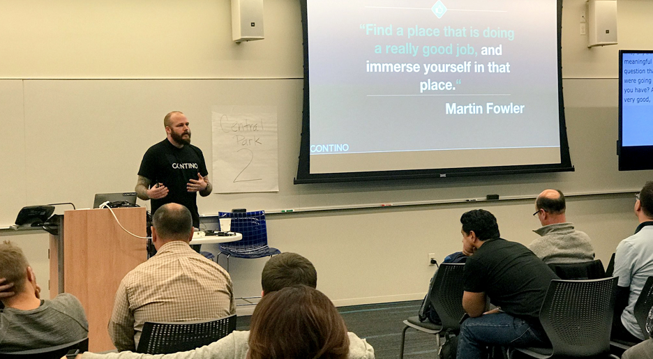 Secrets of the Agile Manifesto Authors: Ryan Lockard at DevOps Days New York