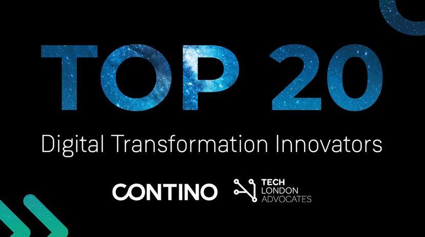 Top 20 Digital Transformation Innovators