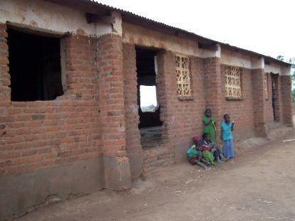 Mngwizi CBCC before renovations