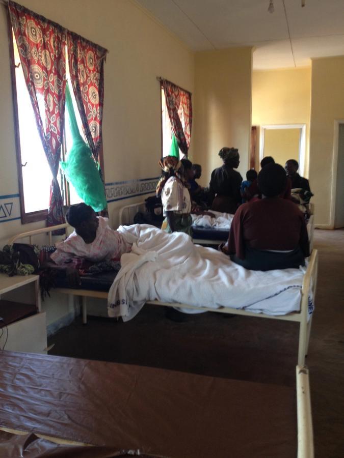 Inside the Maternity Unit