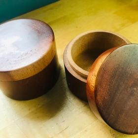 Malawian made jewellery box
