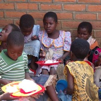 Feed an orphan for a year