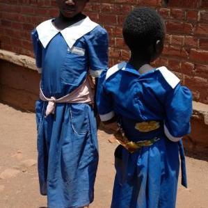 Provide a school uniform