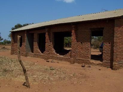 Mkambwe CBCC before renovations