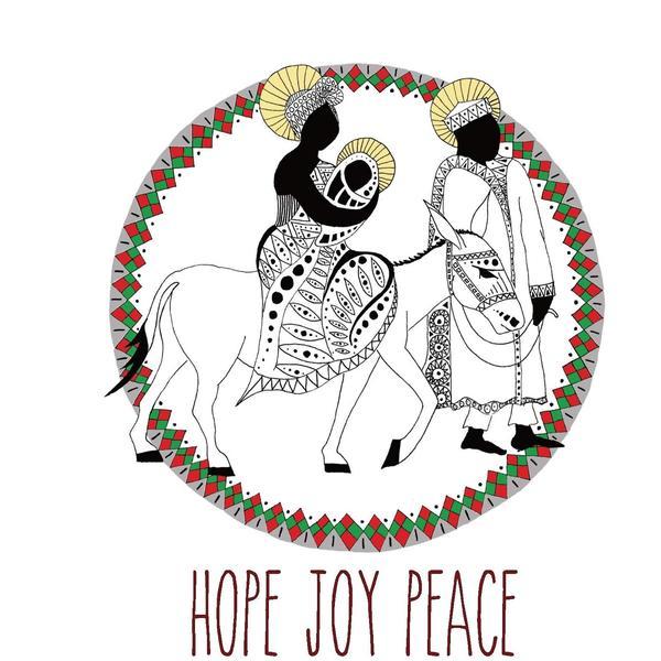 Hope Joy Peace