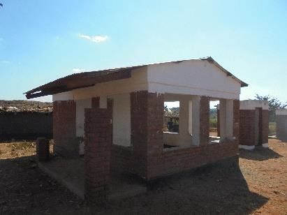 Mkambwe CBCC kitchen unit