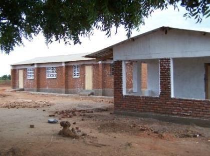 Mngwizi CBCC after renovations