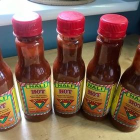 Nali - the famous spiced sauce of Malawi