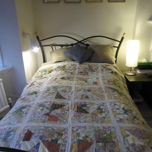 Pennsylvanian vintage quilt